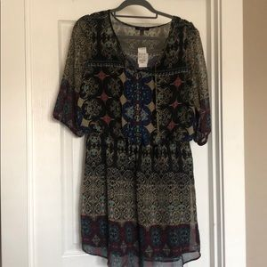 NWT dress XL